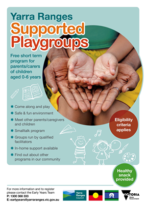 Supported Playgroups